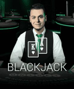 Live Blackjack blir mer og mer populært