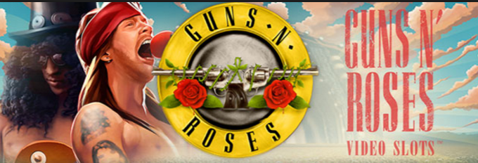 Guns n Roses banner