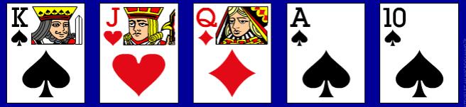 Klassisk Video Poker-spill