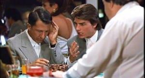 Blackjack scenen fra filmen Rainman