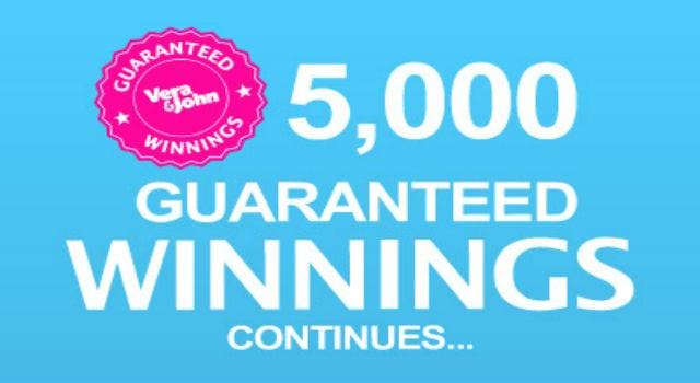 Guaranteed winnings