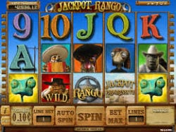 Jackpot rango screen