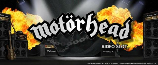 Motörhead - Rizk Casino