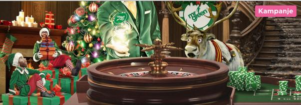 Hos Mr Green kan du spille High Roller Roulette