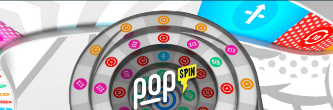 Pop spin