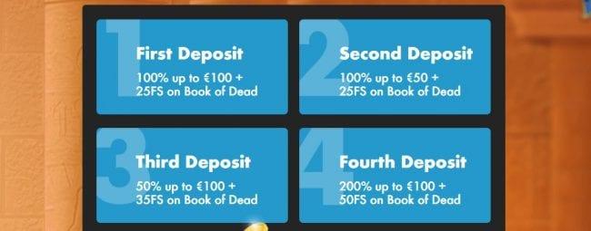 casino bonus in slotty vegas