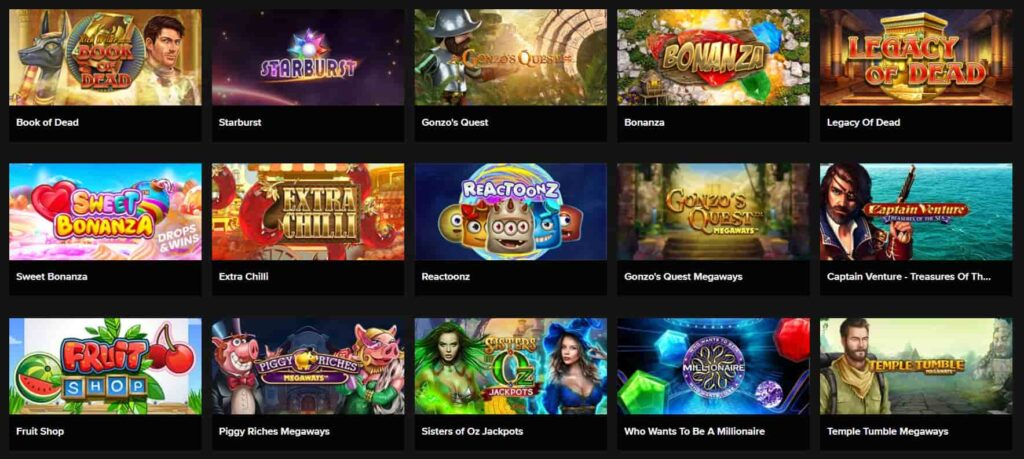 Casino Winner automat