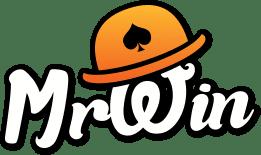 MrWin online casino logo.