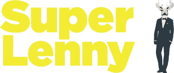 Superlenny online casino logo
