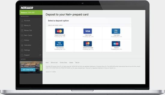 Betal på internett