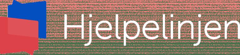 Hjelpelinjen Logo Transparent